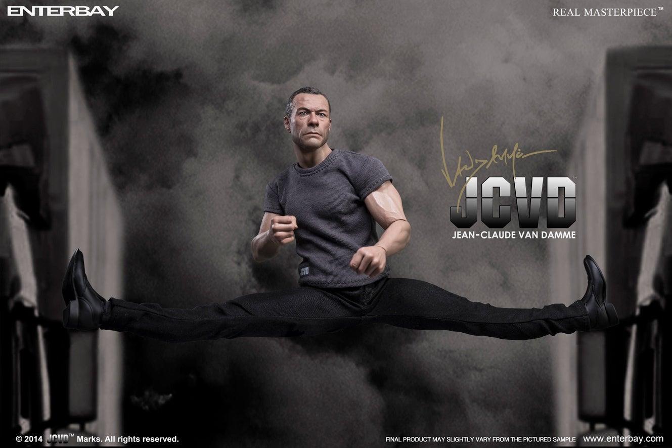 Van Damme Action Figure