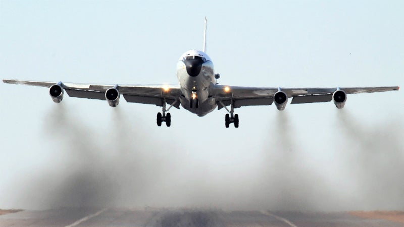 How Nuke-Sniffing Air Force Planes Are Hunting for North Korea's H-Bomb