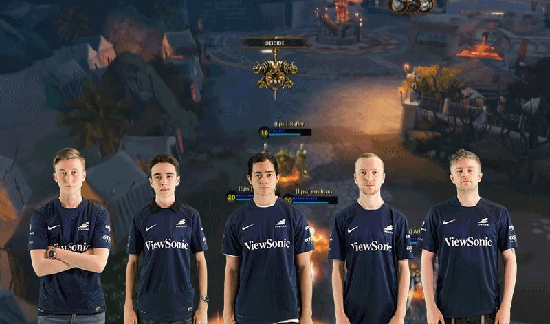 Your 2016 Smite World Champions Are Not These Guys