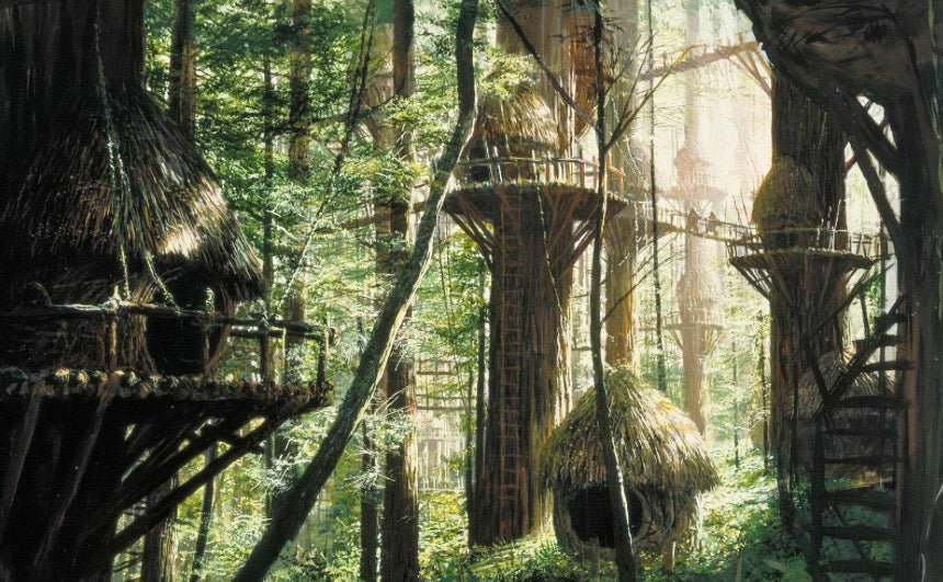 George Lucas Wants To Build Affordable Housing On His Skywalker Ranch