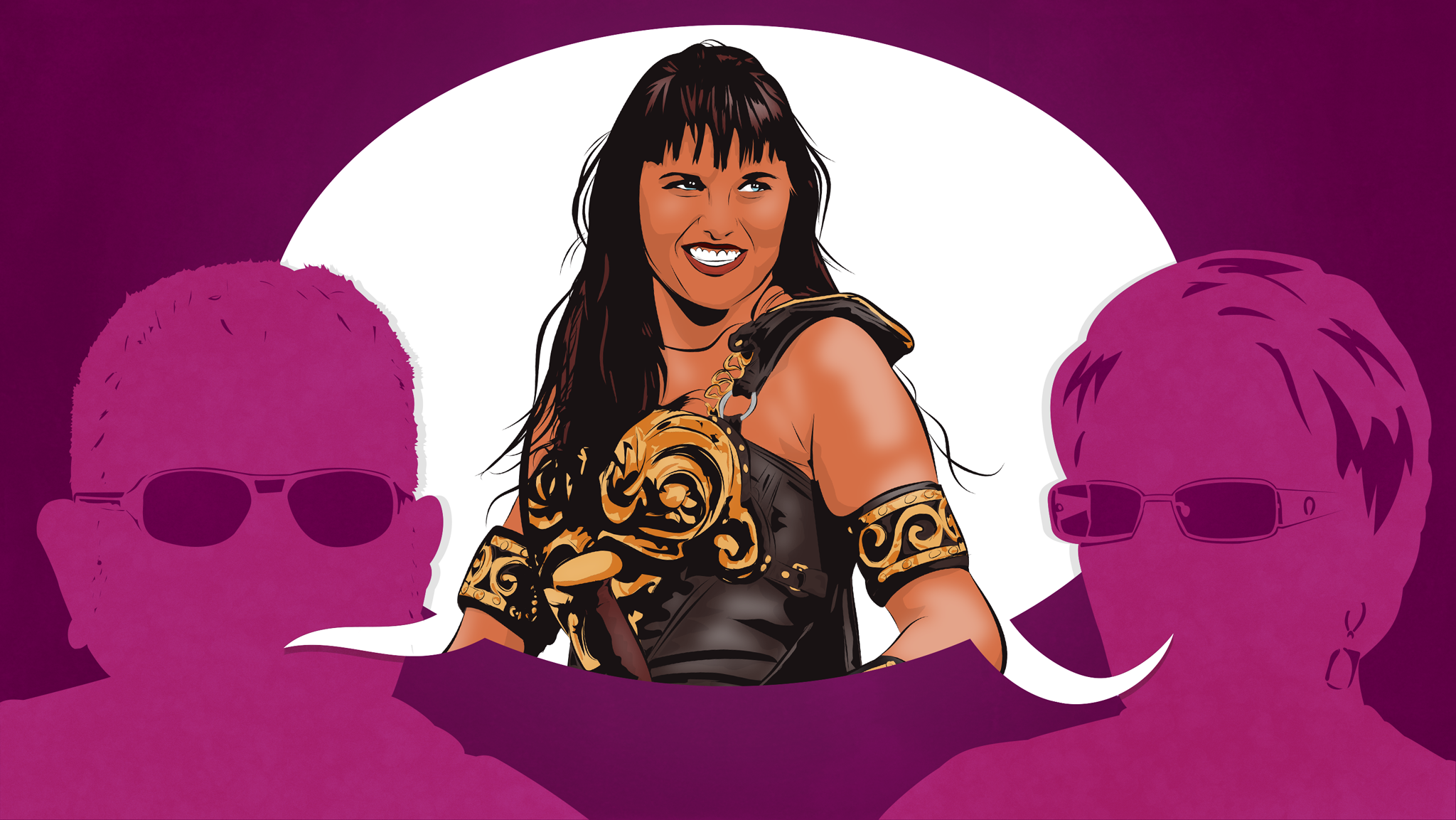 Meet the Creators Who Are Masterminding the Return of Xena: Warrior Princess