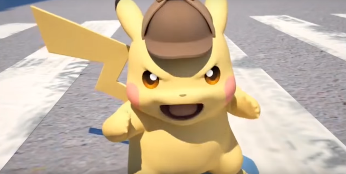 Danny Devito Would Make For An Excellent Detective Pikachu