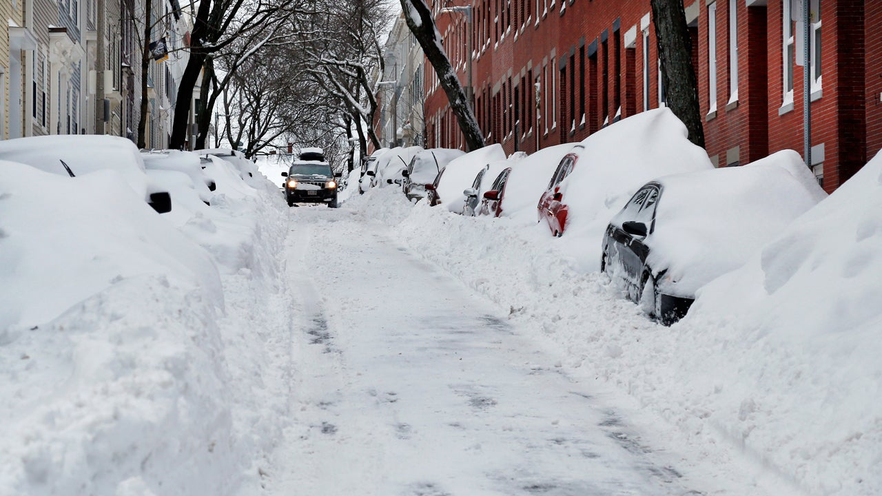 How Cities Decide What To Do With Snow