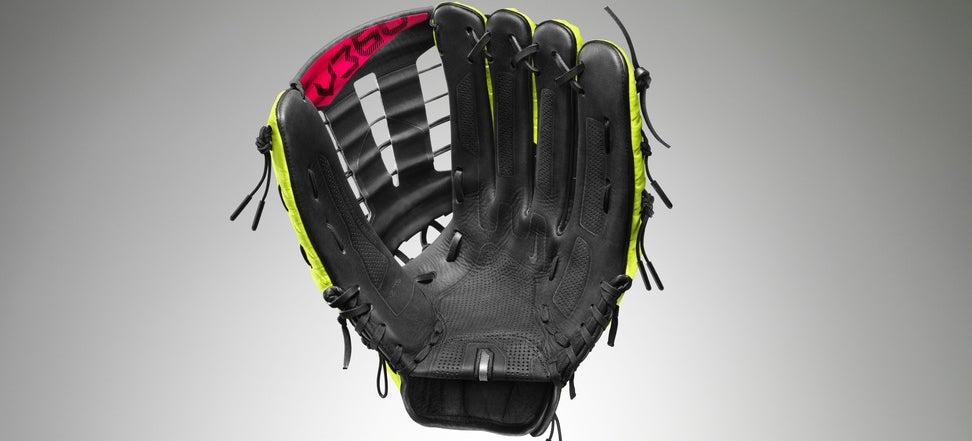 Nike's New Baseball Glove Comes Already Broken In