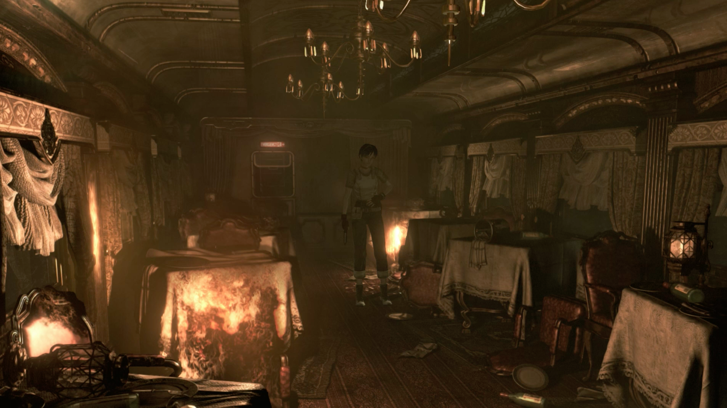 A Great Port Can't Save The Most Boring Resident Evil Game