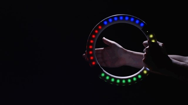 I Want to Play With This Bewildering Bluetooth Tambourine