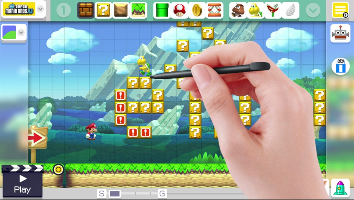 The Surprising Story Behind Mario Maker's 'Emergency Maintenance'