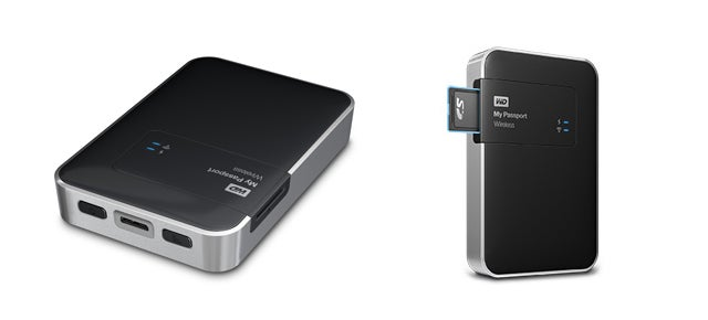 This New Wireless Hard Drive Cuts Out Cords and Adds an SD Card Slot