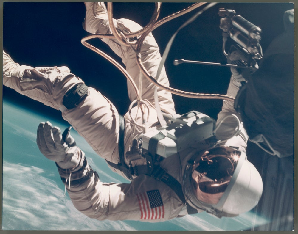 15 Rare Images From NASA's First Decades of Space Exploration