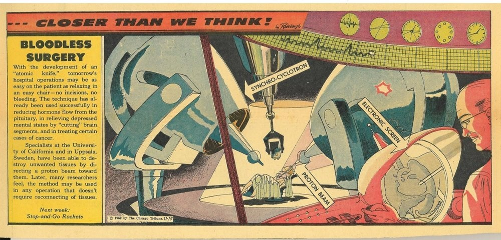 42 Visions For Tomorrow From The Golden Age of Futurism