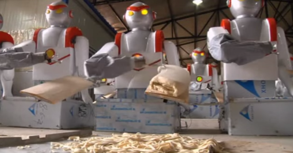 How Do Robots Learn to Cook? By Watching YouTube, Obviously.