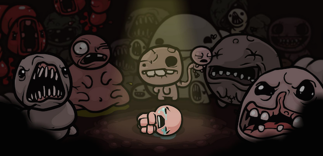 Worth Reading: The Tragedy And Ecstasy In The Binding Of Isaac
