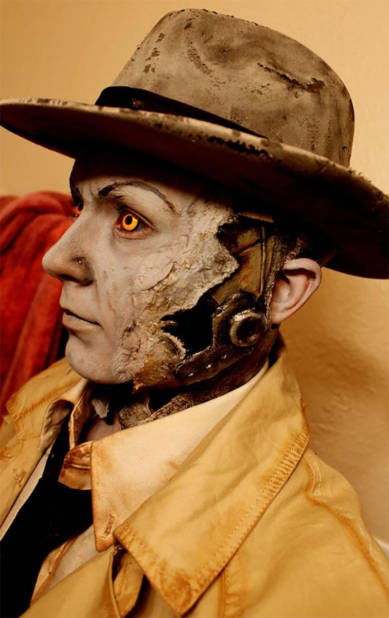 Terrific Fallout 4 Cosplay