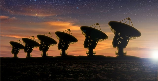 An Alien Radio Beacon? Probably Not This Time