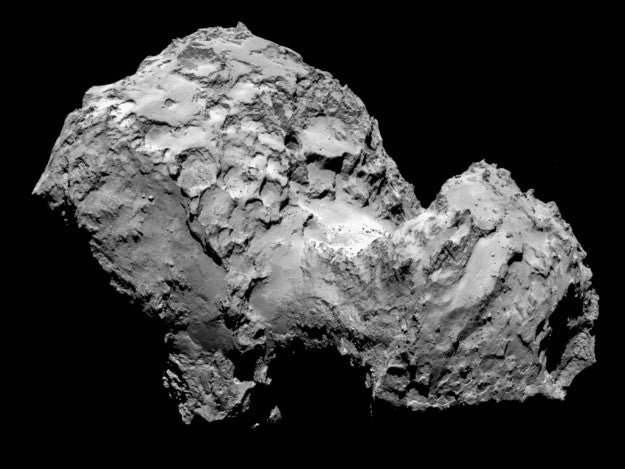 Researchers are Launching a Final, Desperate Effort to Contact Rosetta's Dead Comet Lander