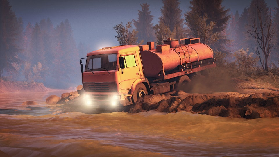 Spintires' Steam Clusterfuck, Explained