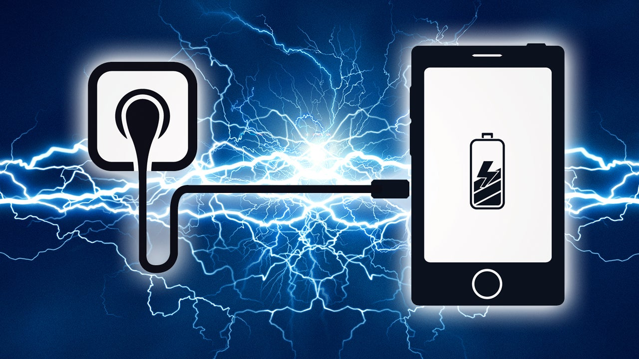 Charge Your Phone In Half The Time: Quick Chargers ...