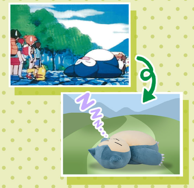 The Snorlax Cushion of Your Dreams Costs $US460 ($638)