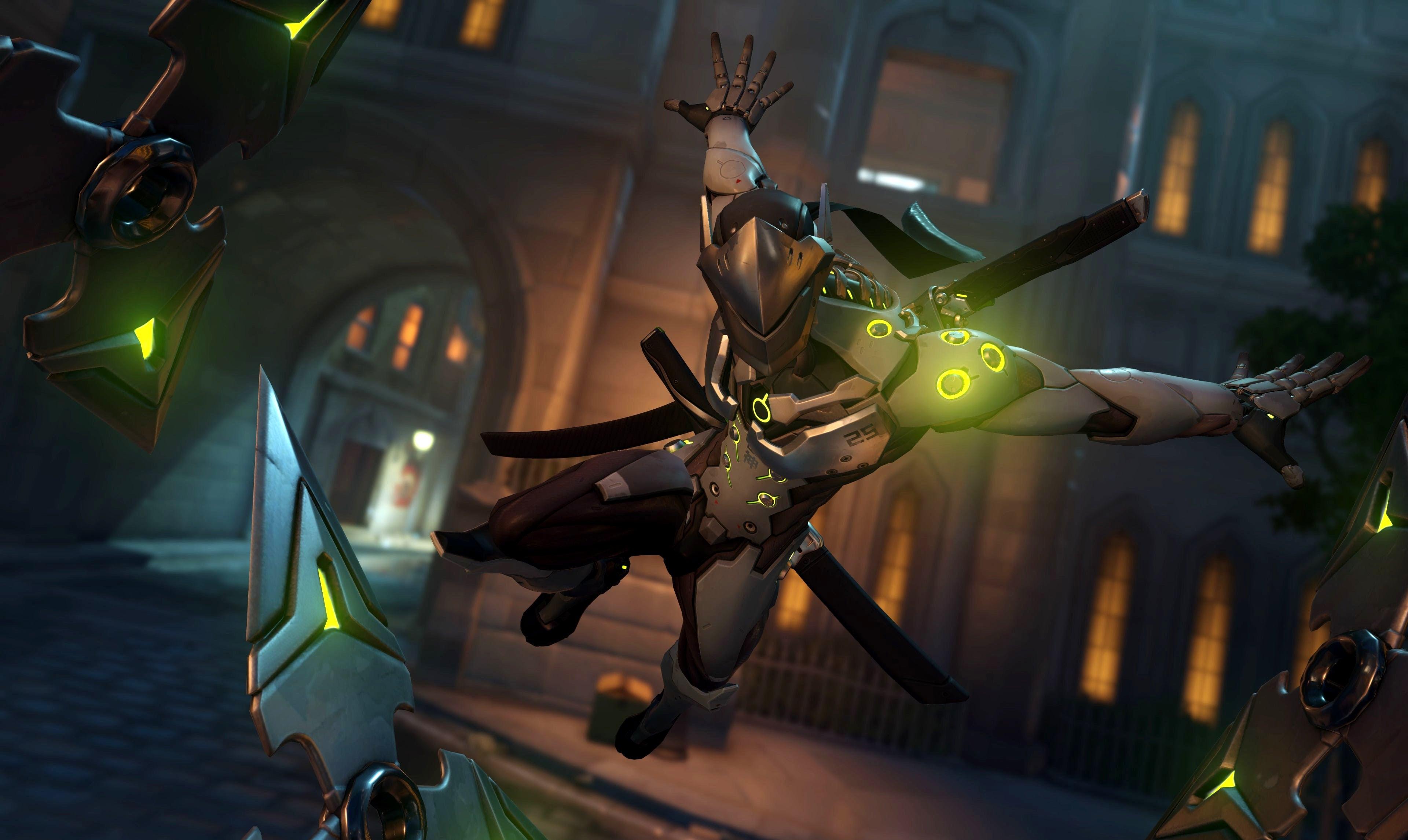 Overwatch's New Hero, Sombra Hacks Her Way onto the Game in November
