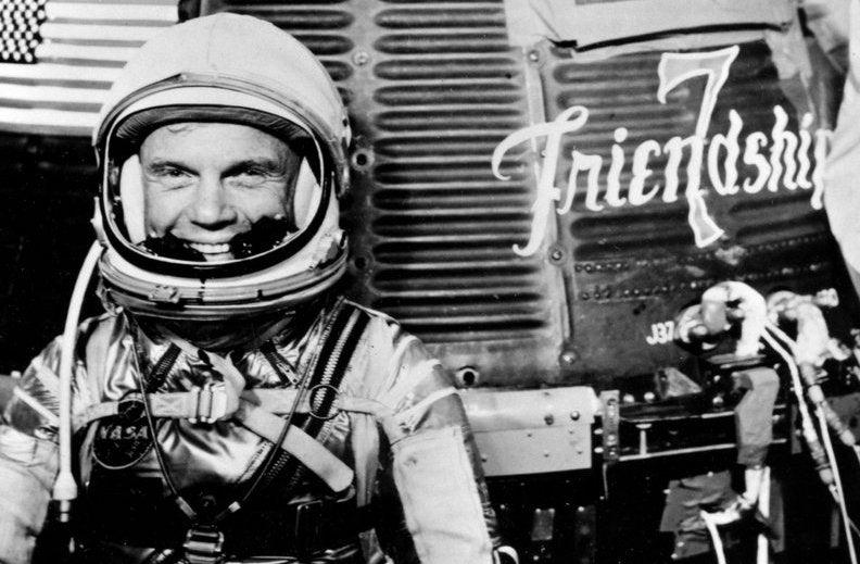 Former senator, astronaut John Glenn hospitalized