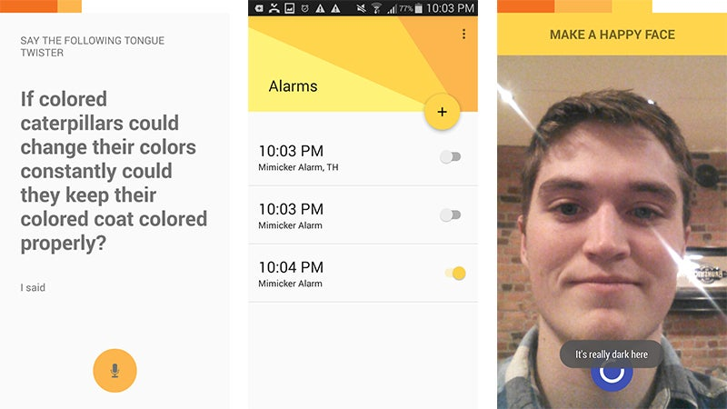 Some Twisted Microsoft Developer Made This Awful Alarm Clock App From Hell