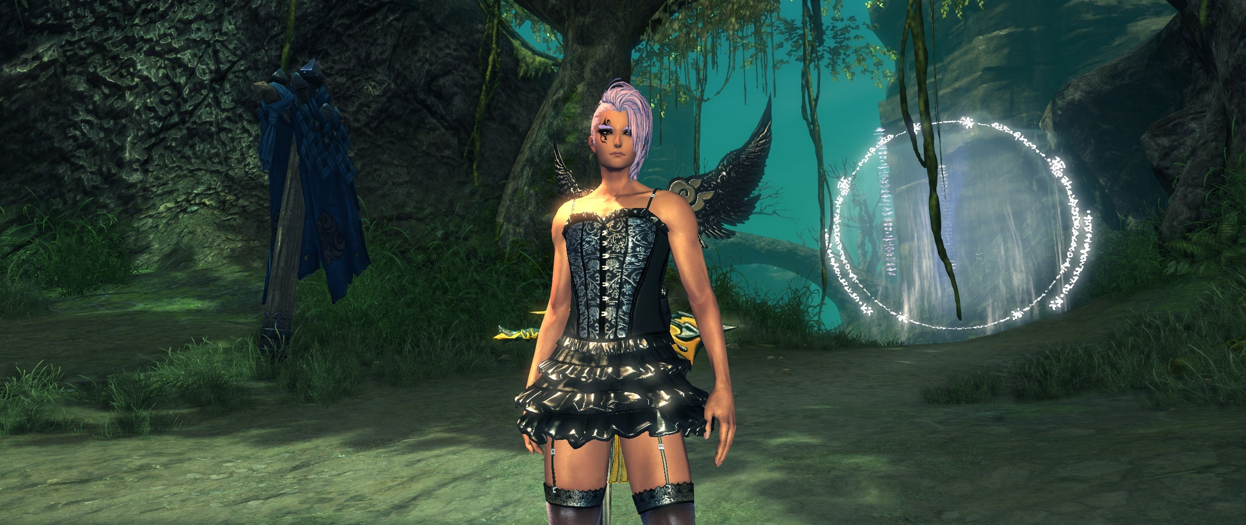 Blade & Soul Dresses Me Funny