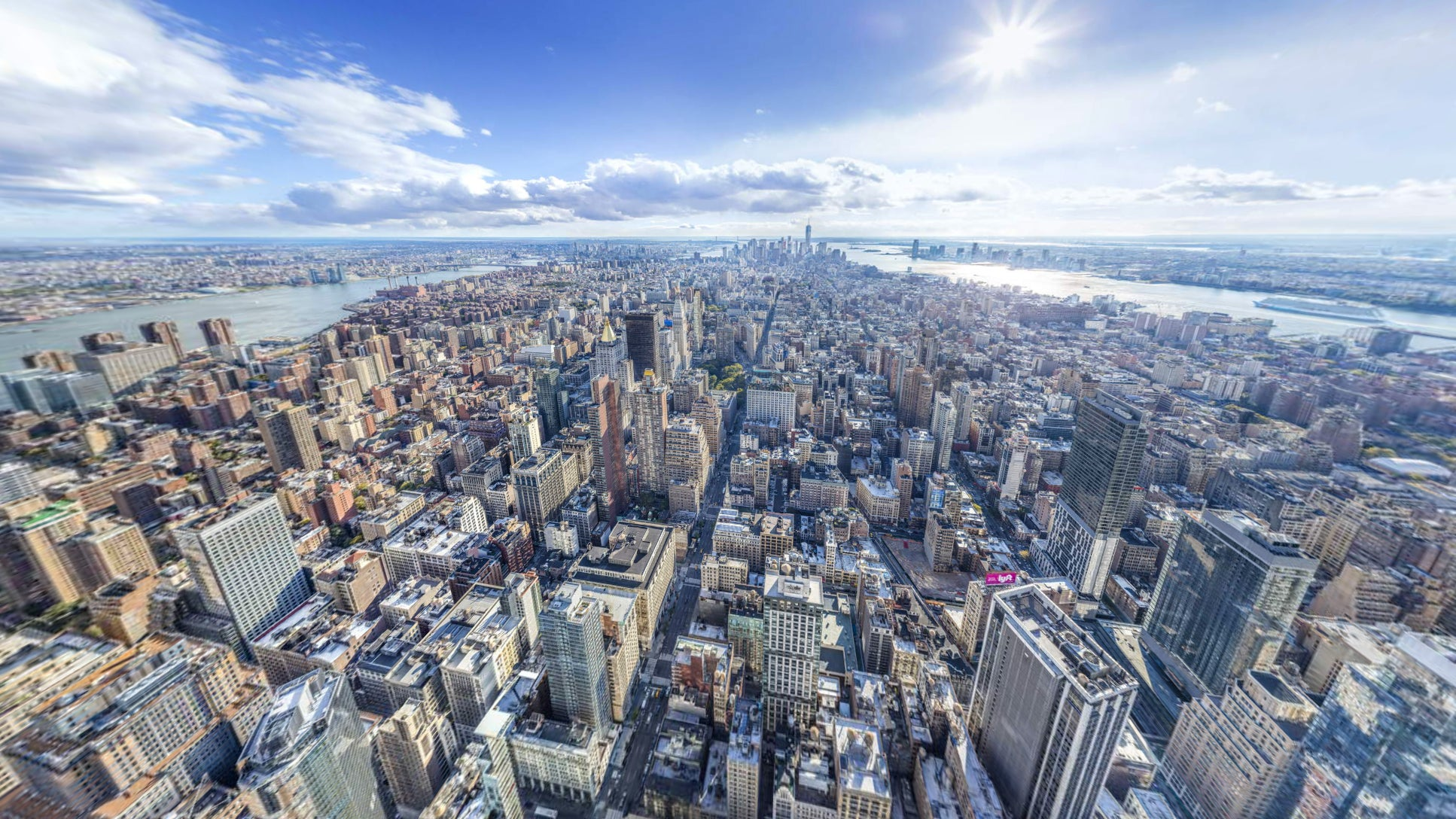 There Are Over 20 Billion Pixels in the Largest Photo of New York Ever Taken