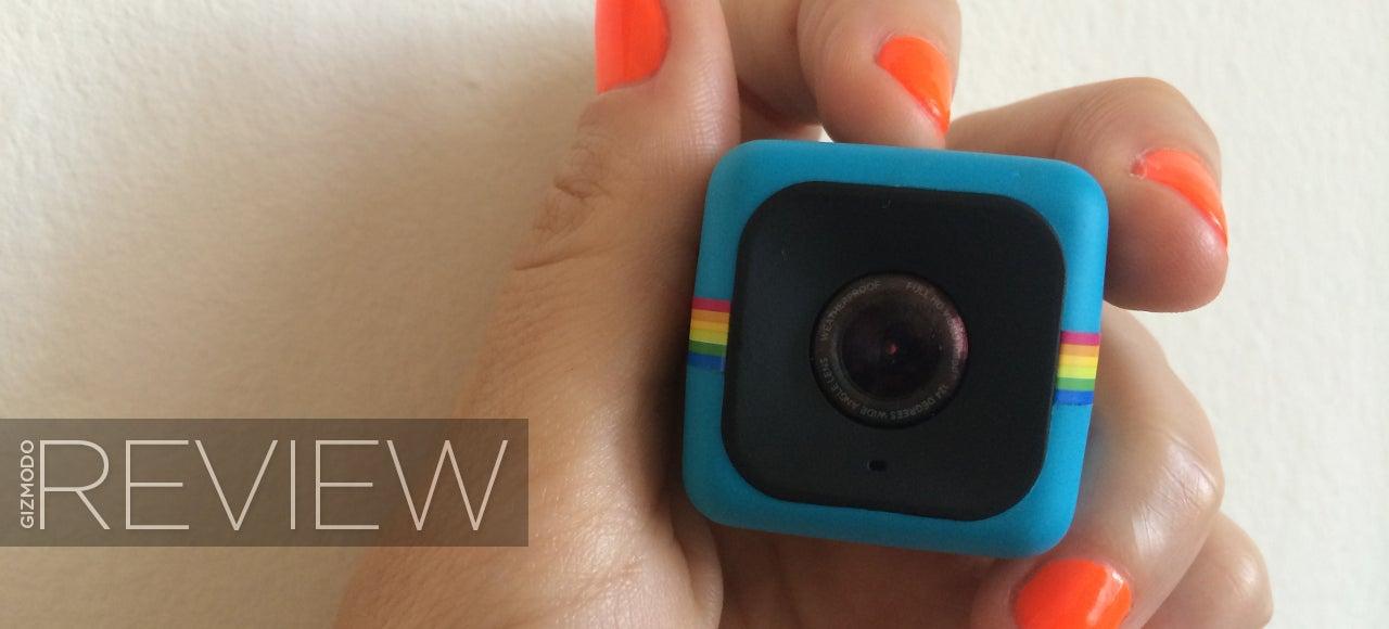polaroid cube review a tiny adorable camera gizmodo