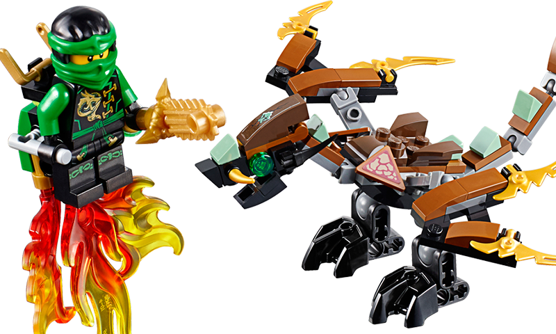 LEGO Ninjago Takes To The Skies With 7 New Sets In March