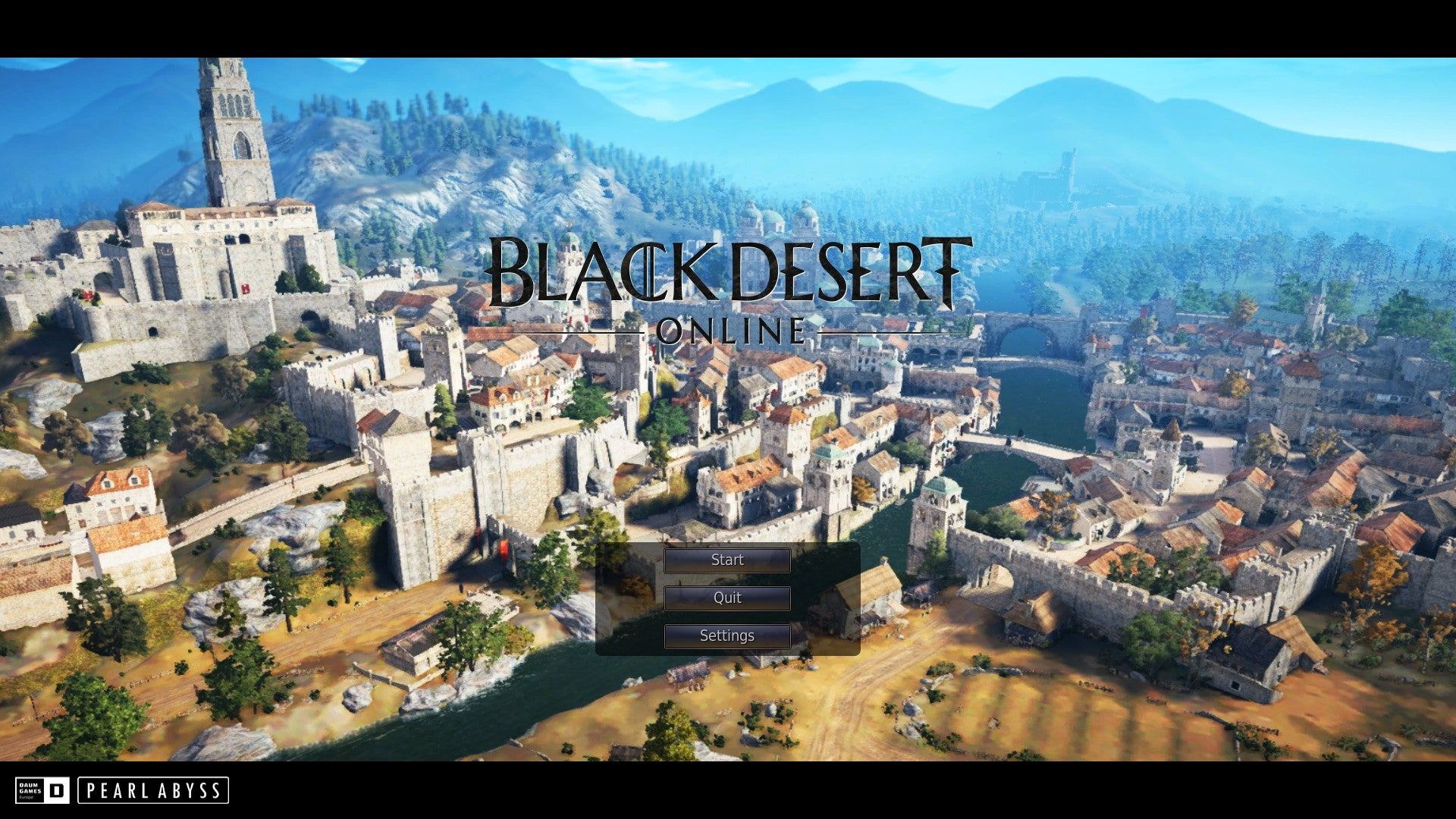 We Have Entered The Black Desert