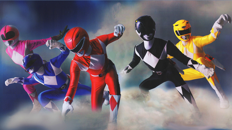 Here Are Your First Fleeting Story Details for the Power Rangers Movie
