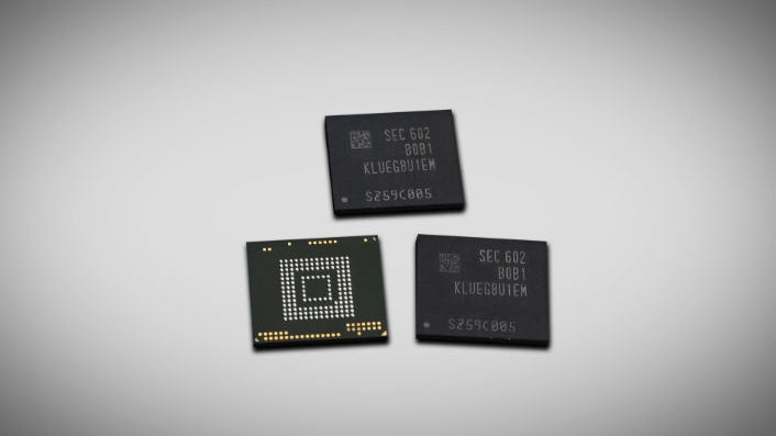 Your Next Phone Might Have 256GB of Storage Thanks to Samsung's New Chip