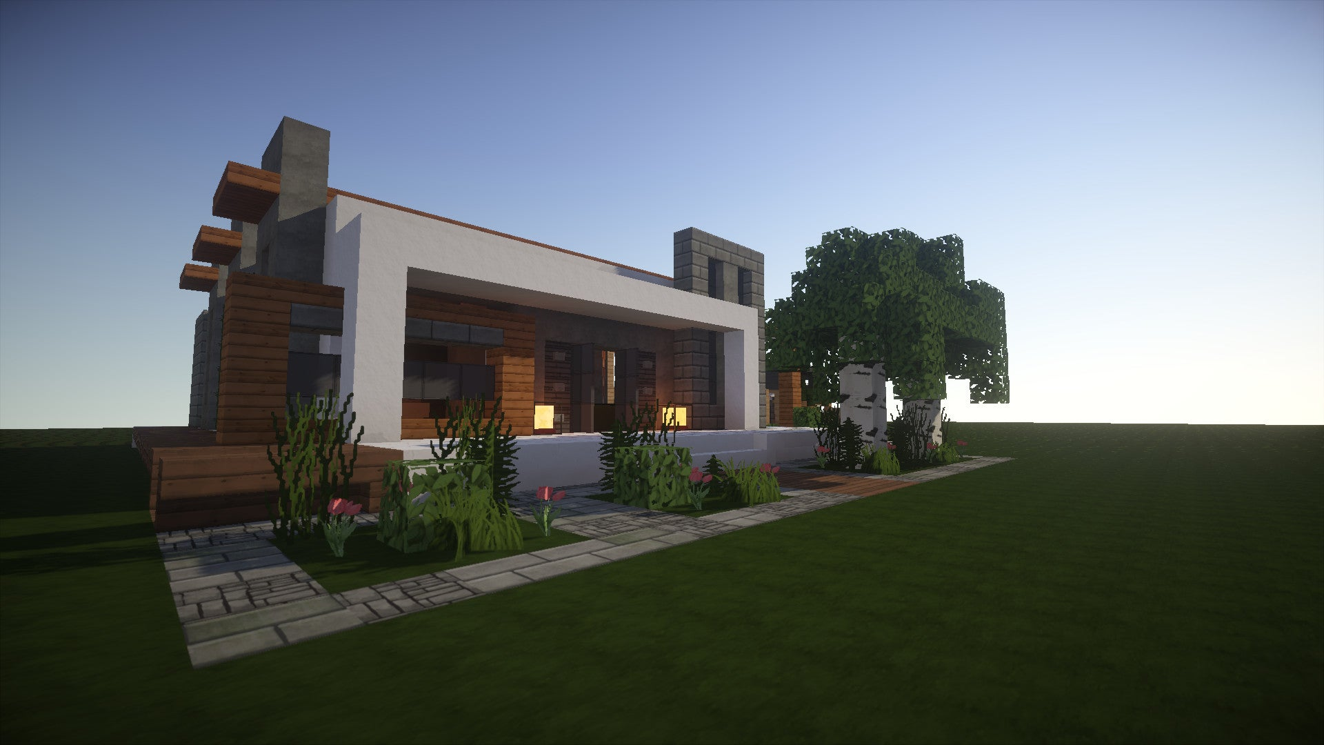 modern house minecraft pc - uncover more image and ideas. Find the ... - ^