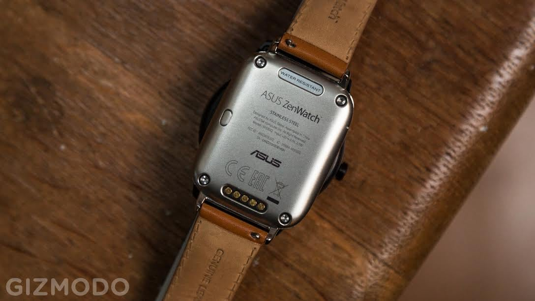 ASUS ZenWatch Review: The First Smartwatch I'd Wear As a Watch