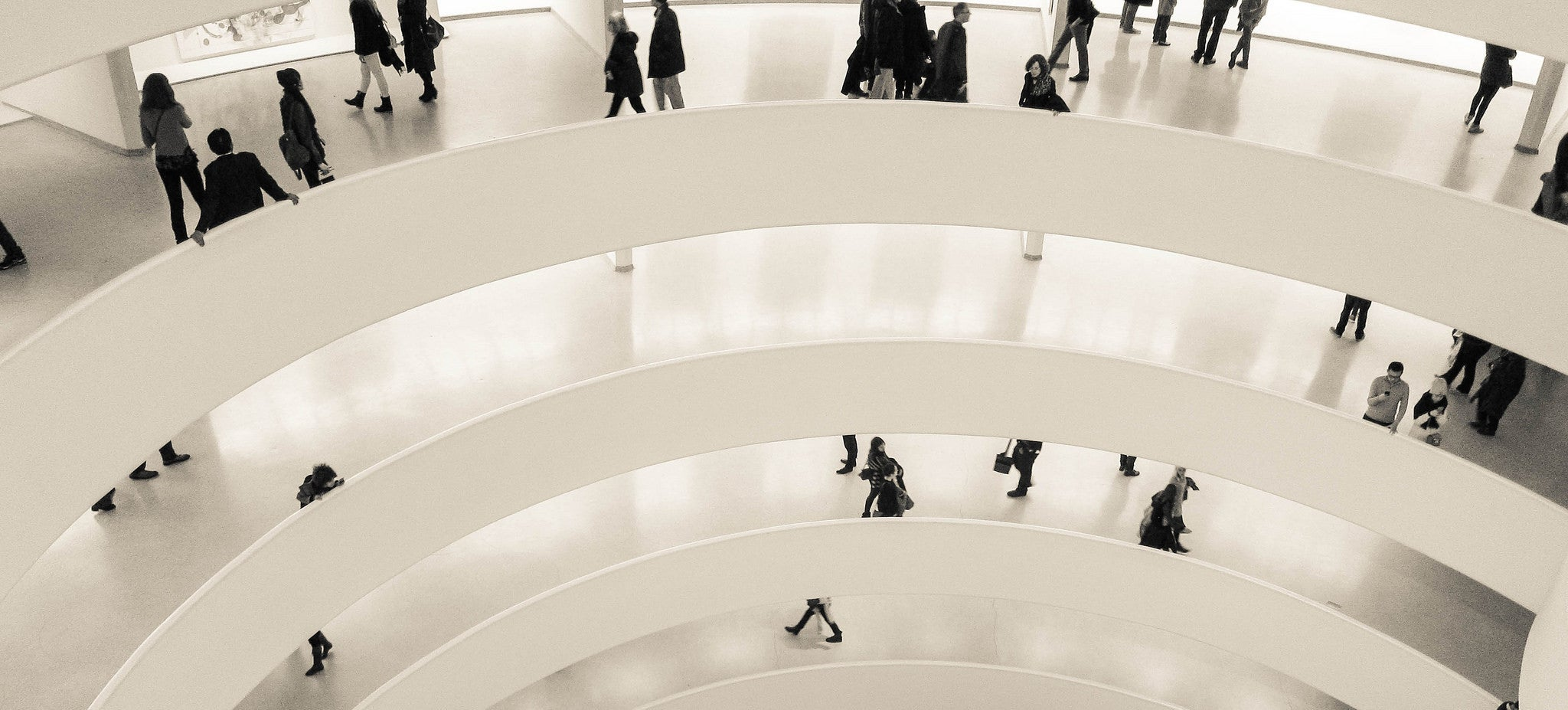 Take a Tour of New York's Guggenheim Museum From the Comfort of Your Desk