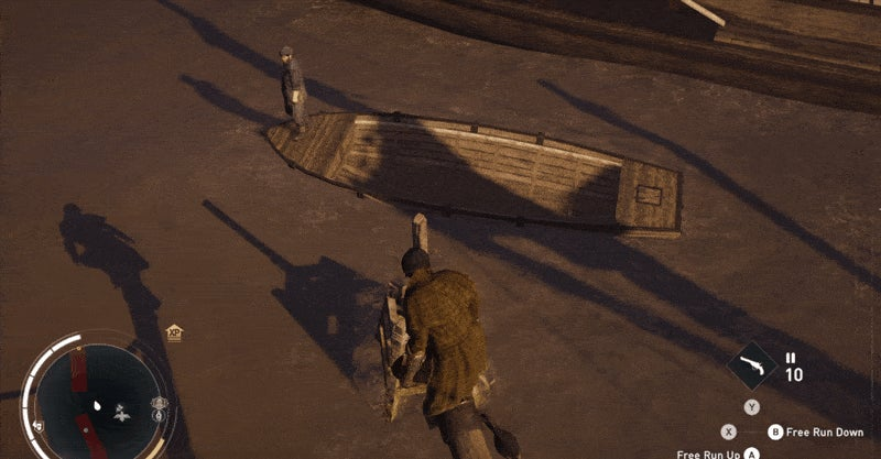 Shout Out To This Poor Assassin's Creed Guy