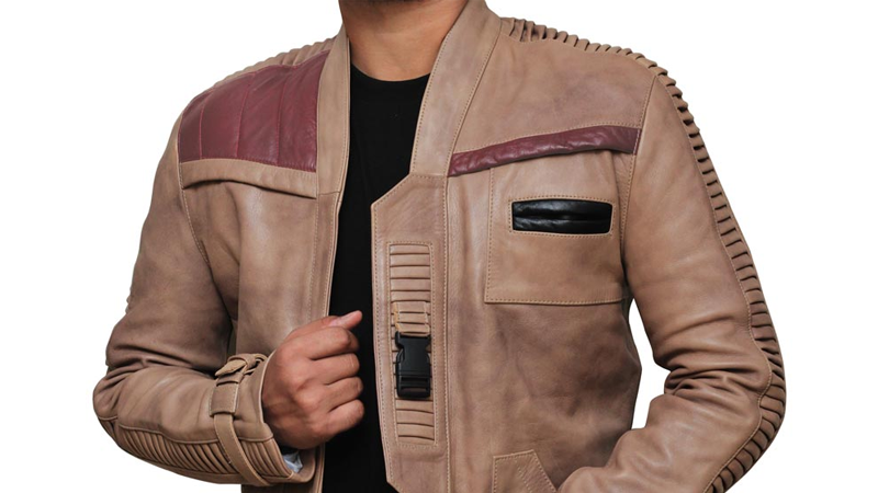 You Can Now Look as Dashing as Poe Dameron In This Star Wars Replica Jacket