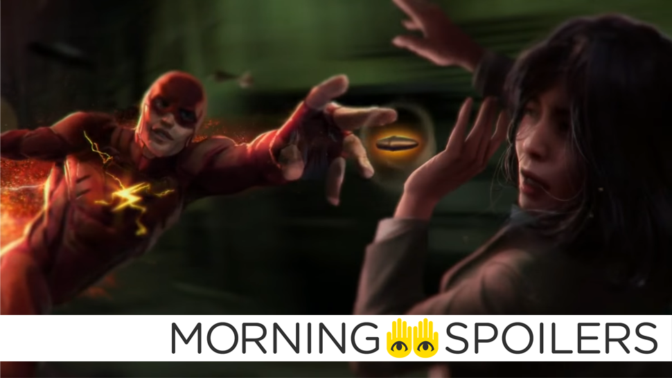 The FlashMovie Could Co-Star Another DC Movie Superhero