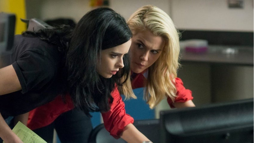 Jessica Jones Shows How Strong Female Friendships Are Becoming The TV Norm