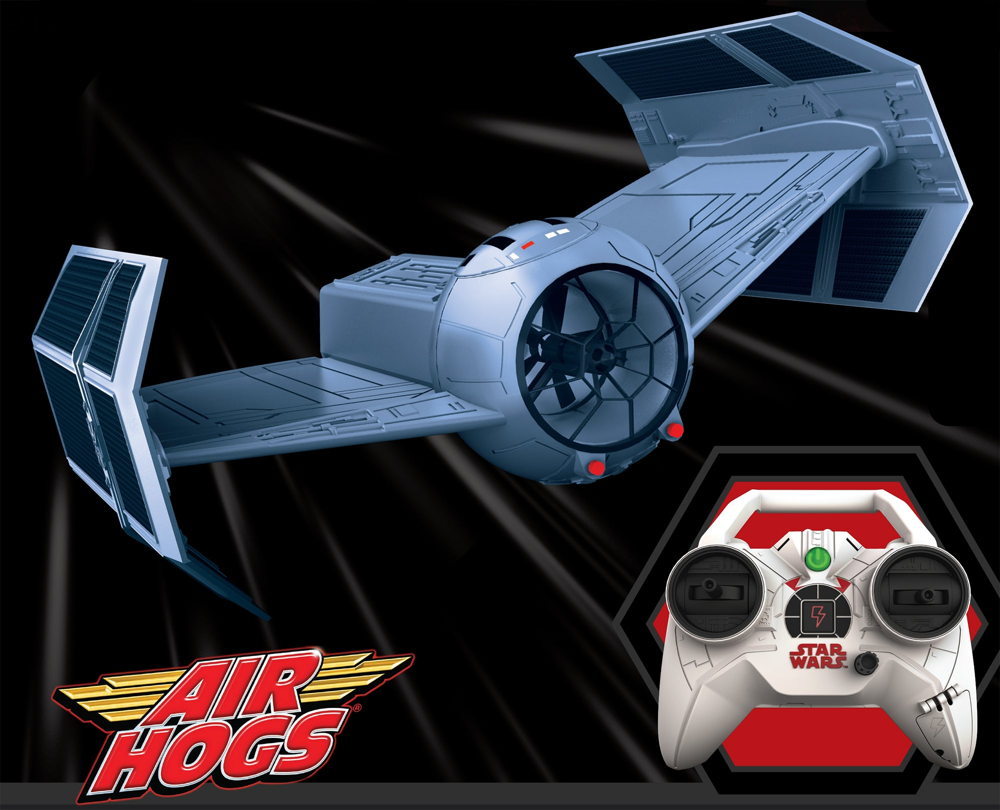 With Darth Vader Long Dead, You Can Finally Fly His TIE Advanced Fighter