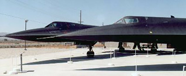 The story of the ultrasecret A-12 Oxcart -- father of the SR-71 Blackbird