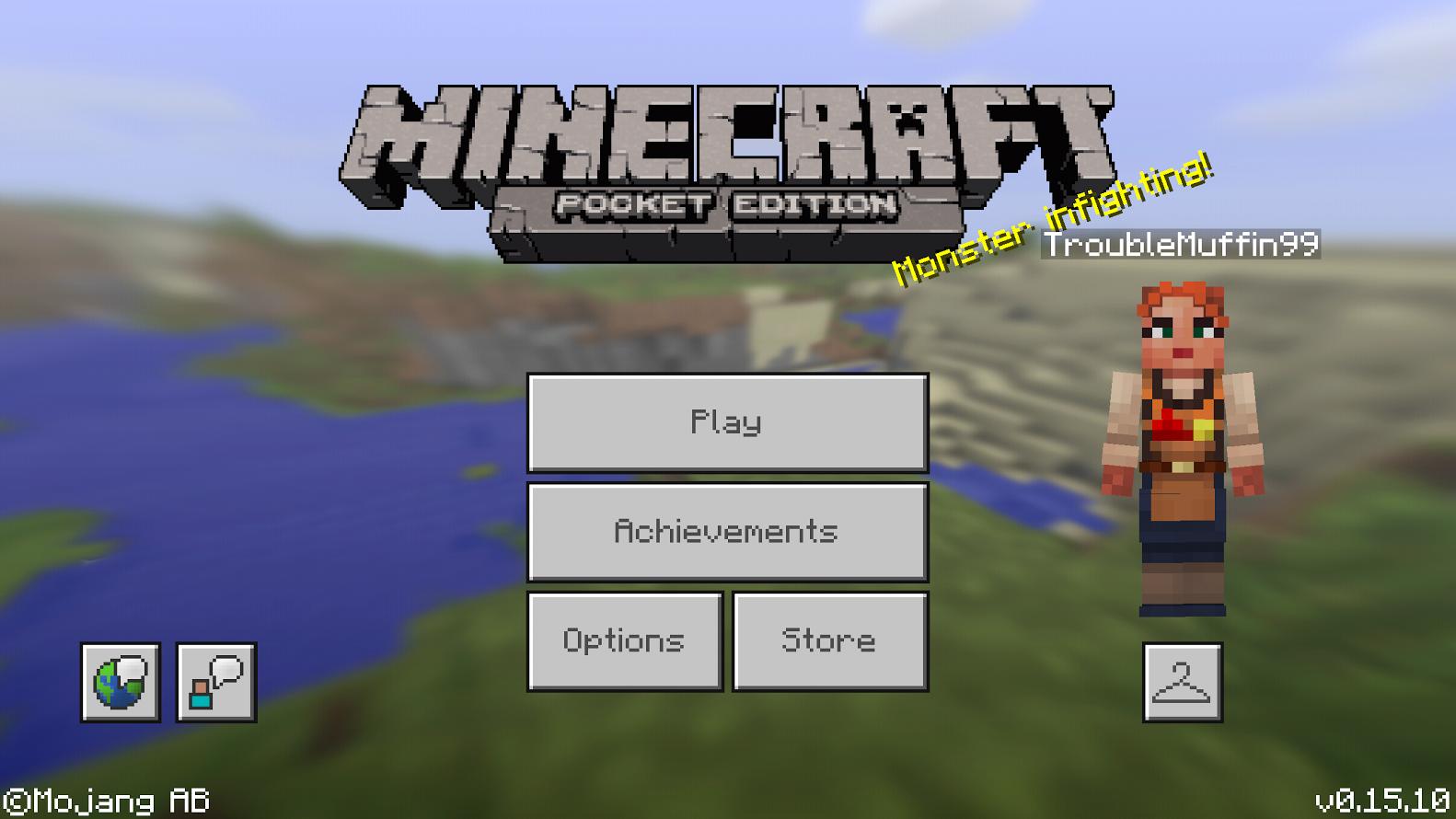 Minecraft PE 0.16.0.5 pocket edition скачать на андроид ...