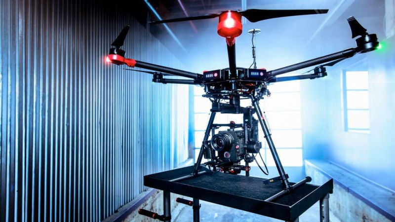 Paris Police Want To Fly Drones Over Crowds To Make Everyone Safer