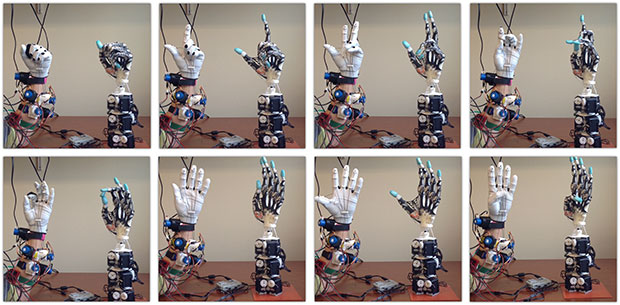 This Insanely Detailed Robotic Hand Works Just Like the Real Thing