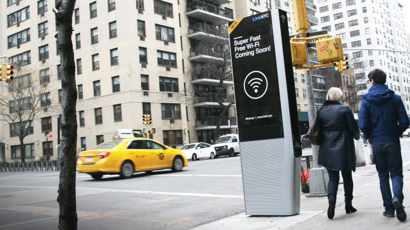 Inside the Tech Behind New York's Monstrously Fast Gigabit Wifi