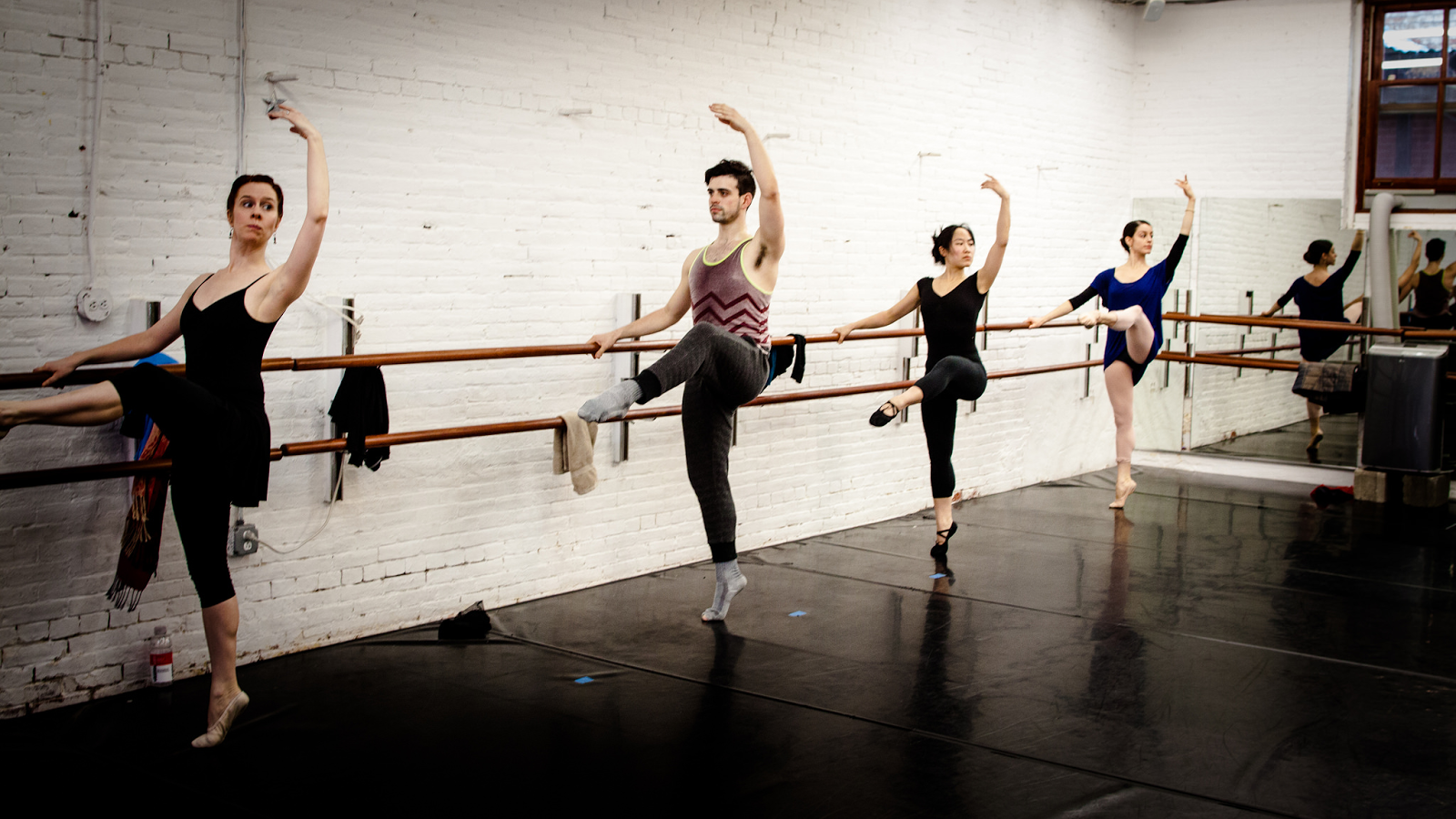 No, Barre Classes Won't Give You a Dancer's Body