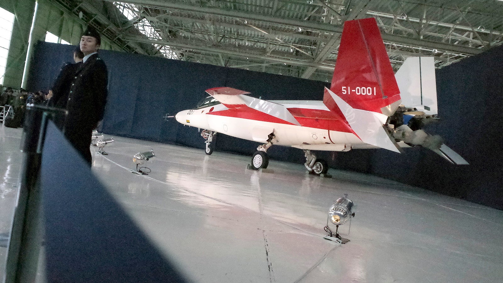Now Japan Has a Stealth Fighter Too