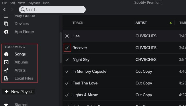 how to change playlist picture on spotify on phone