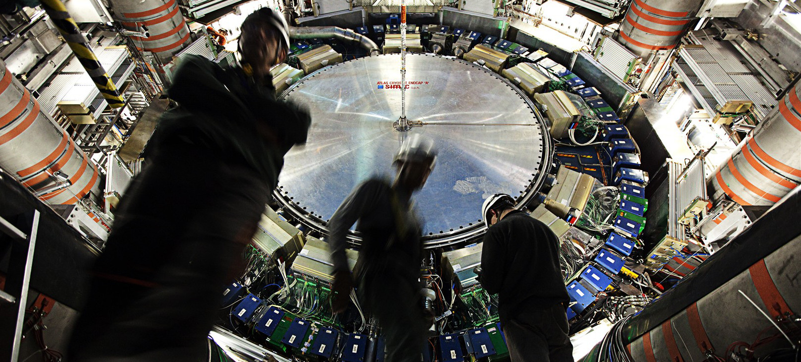 CERN Just Dropped 300Terabytesof Raw Collider Data To The Internet
