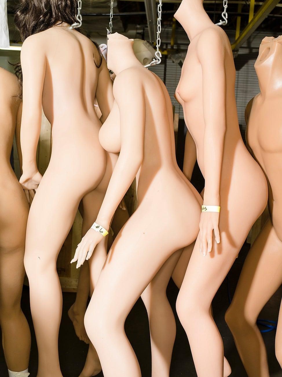 Go Deep Inside a Sex Doll Factory